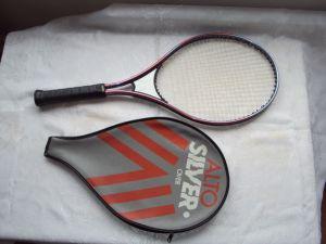 Tenis raketa Alto SILVER Over